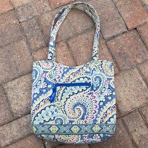 Capri Blue Vera Bradley Handbag